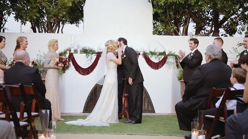 Katz + Fusco Wedding