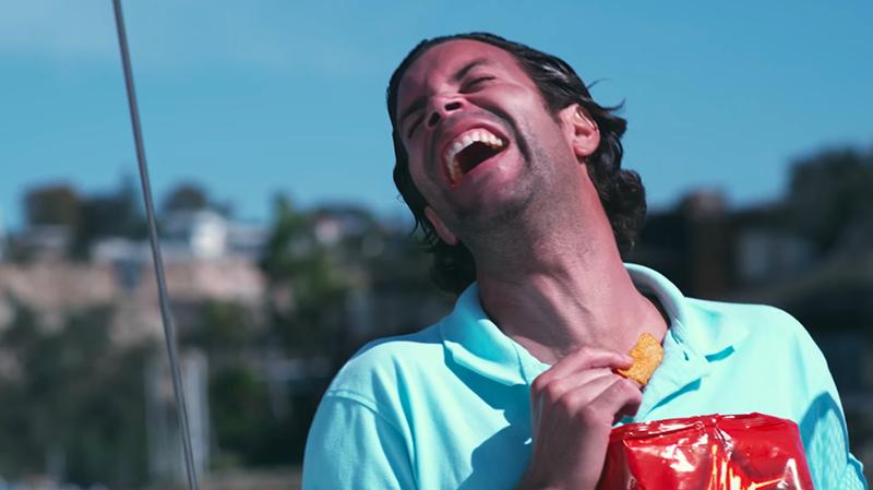 """Doritos """"Richer Cheesier"""""""